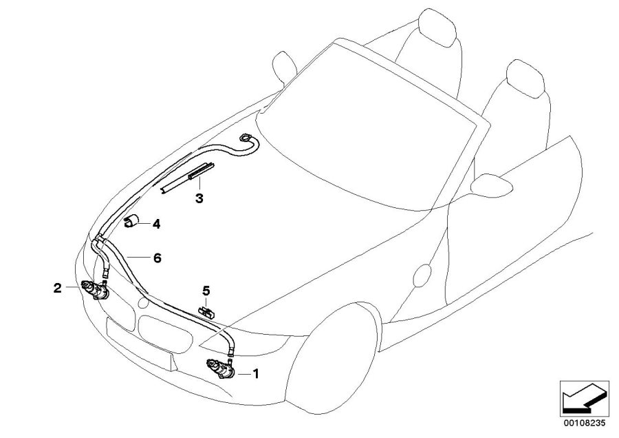 bmw z4 e89 2011 diagram parts html