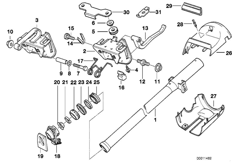 parts 323i diagram bmw transmission