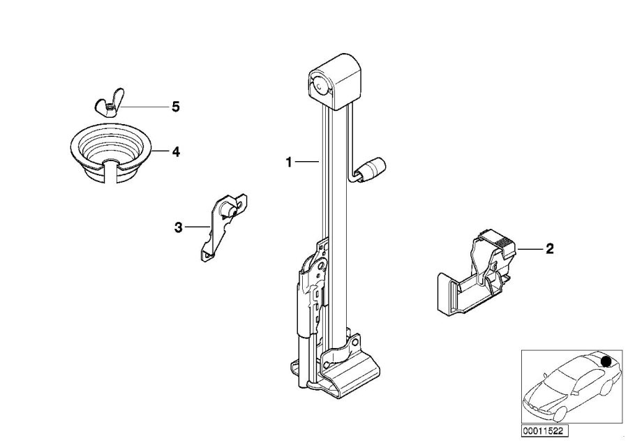 1996 bmw 750il parts diagram html