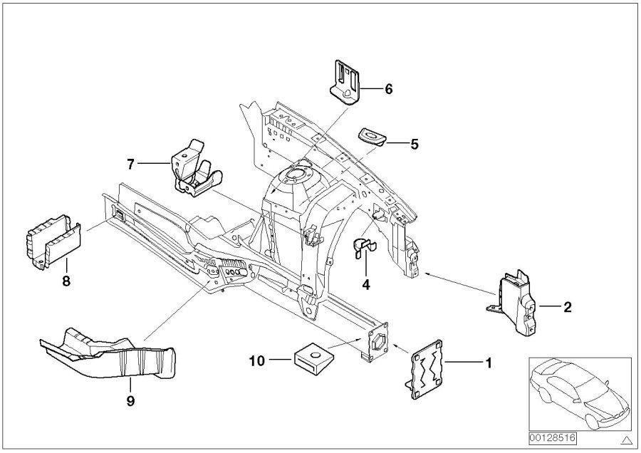 2004 bmw x5 4 4i engine diagram