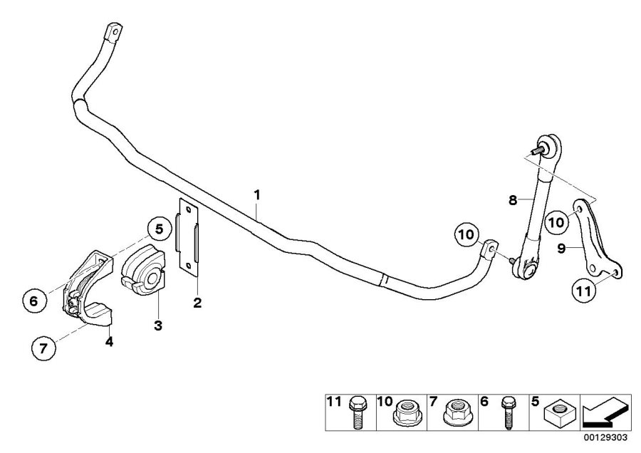 Bmw 530i Front Suspension Diagram Com