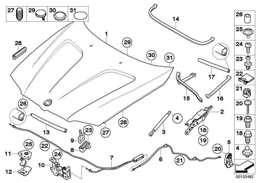 2008 bmw 535i parts diagram  bmw  auto wiring diagram