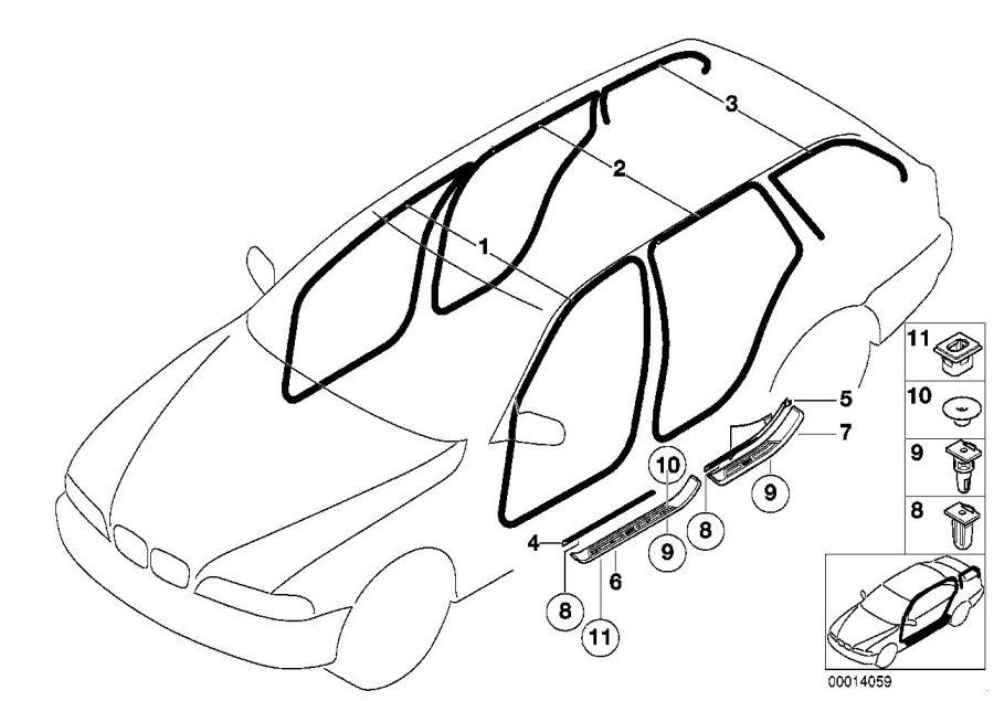 2004 Bmw 525i Manual