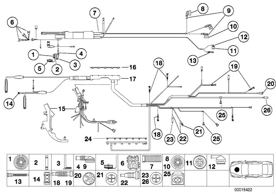 Bmw Z3 Wiring Harness Diagram