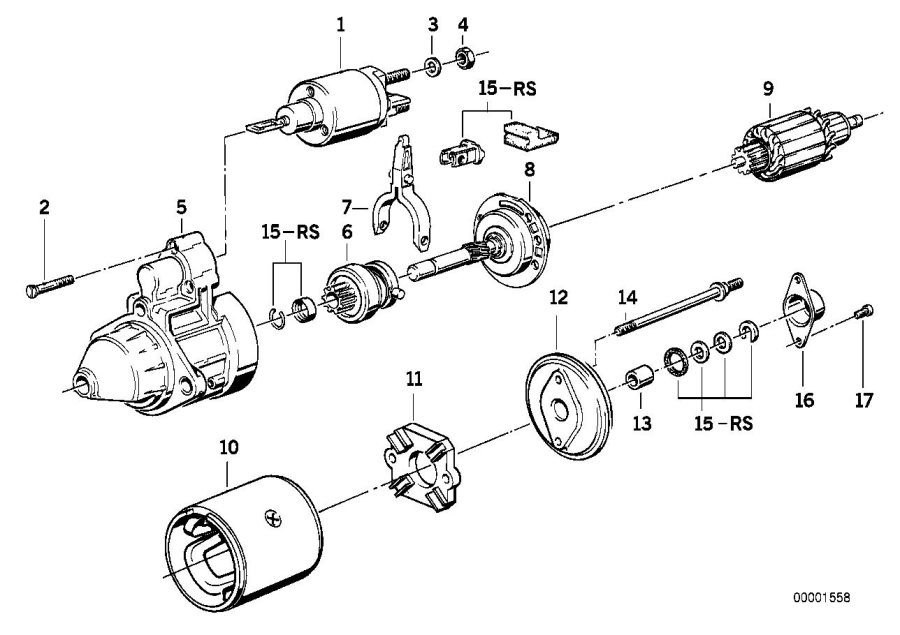 1995 Bmw 318i Starter Diagram Html