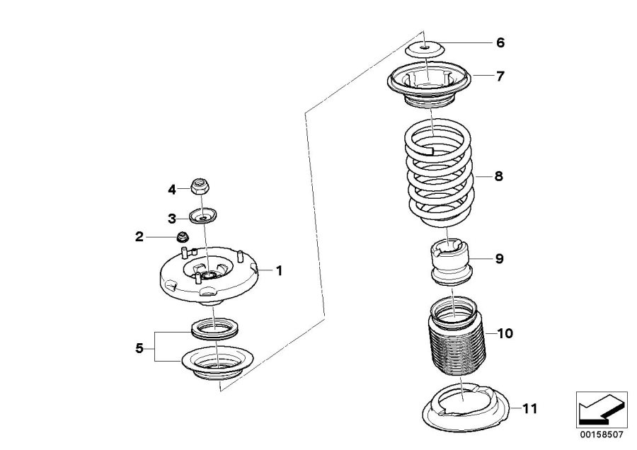 2005 bmw z4 parts diagrams