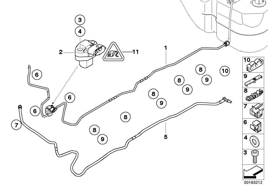 bmw z4 e89 2011 diagram parts