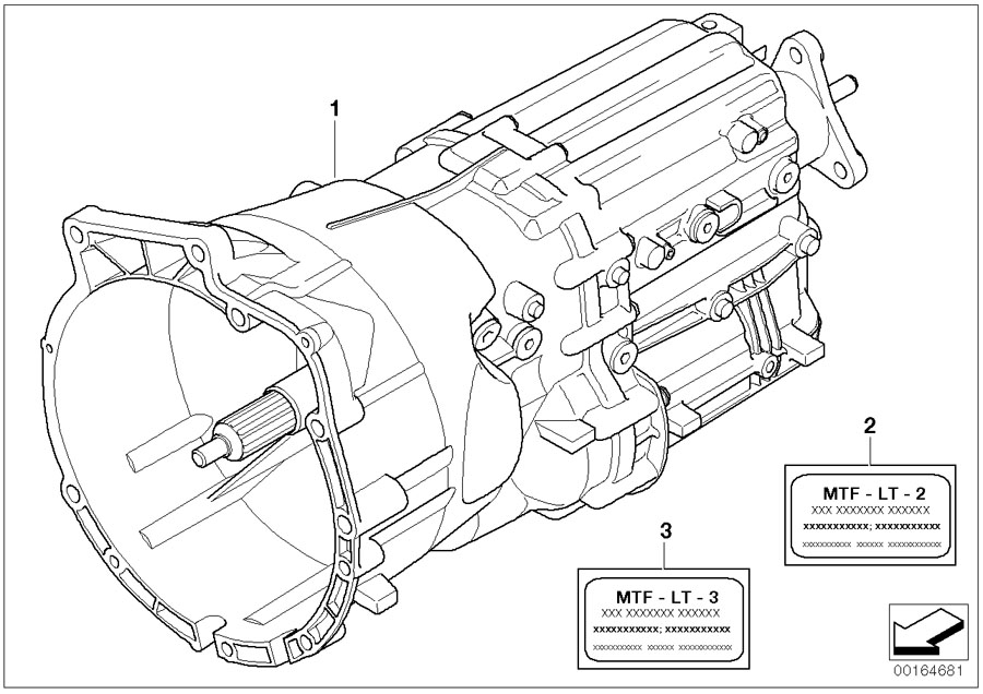 2014 bmw 535i parts diagram