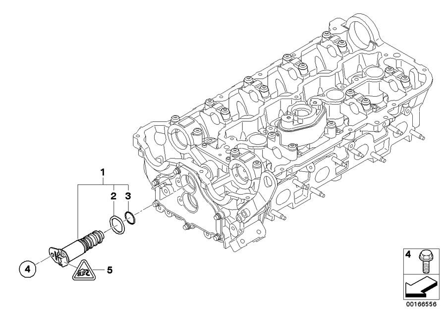bmw x5 o-ring  20x1  5  alpina  engine  head