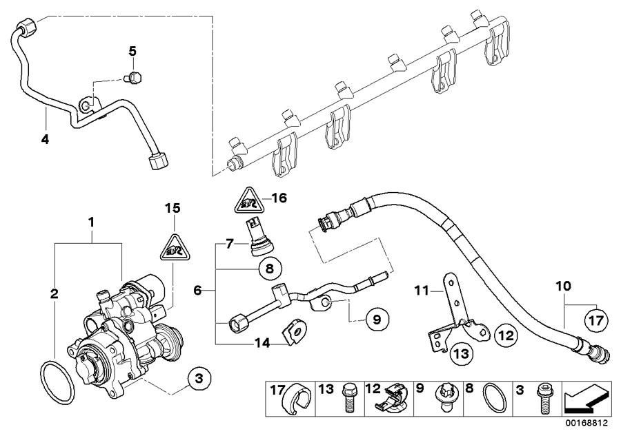 2010 bmw 535i parts diagram
