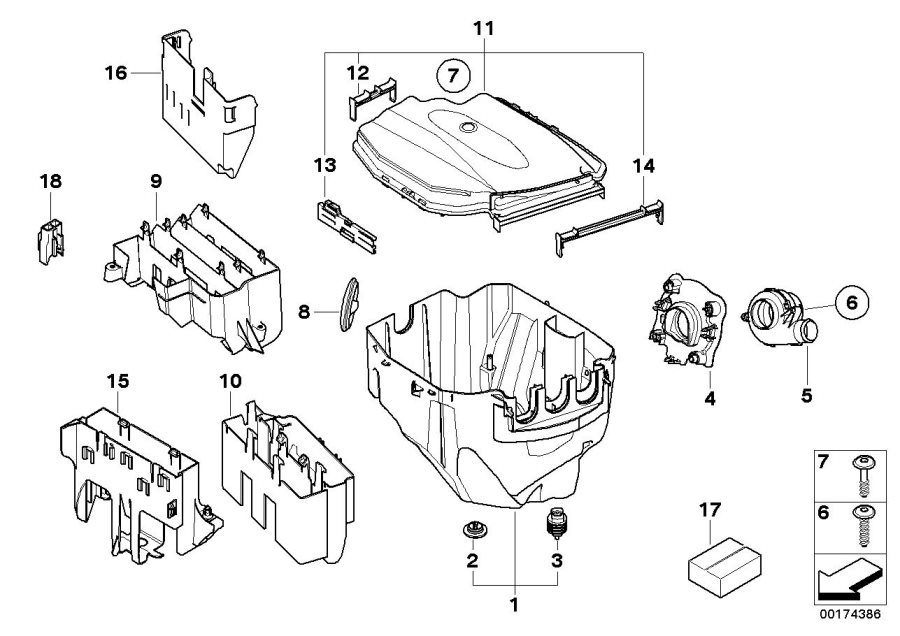 bmw 2009 328i e90 fuse box diagram