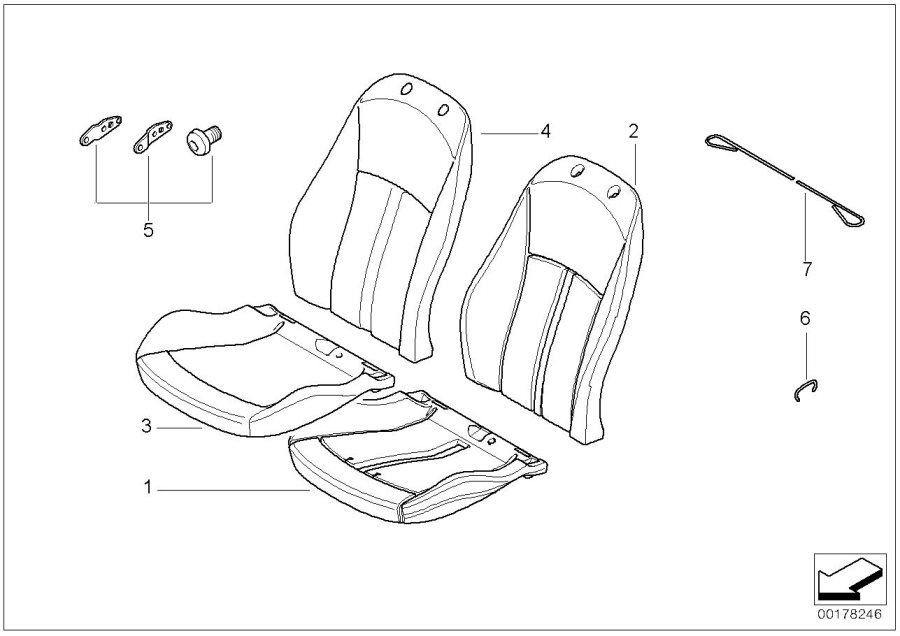 bmw z4 2 5i parts diagram