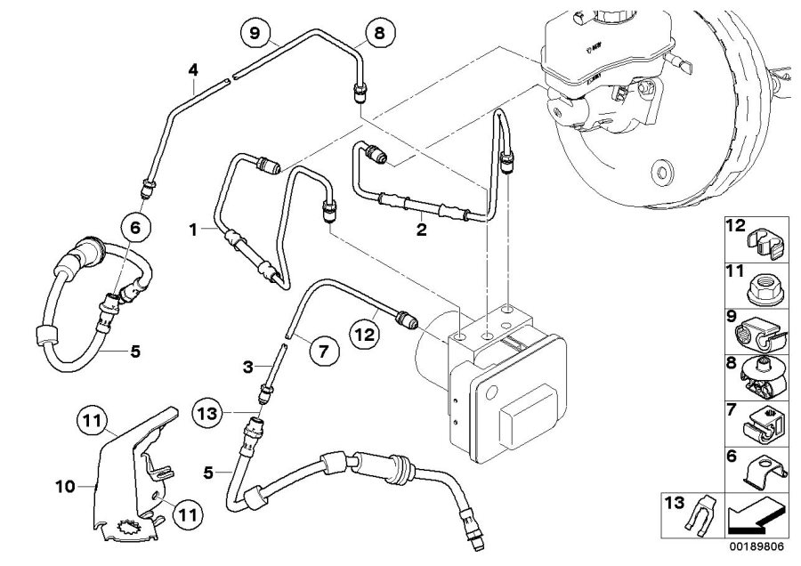 2006 bmw 330xi parts diagram