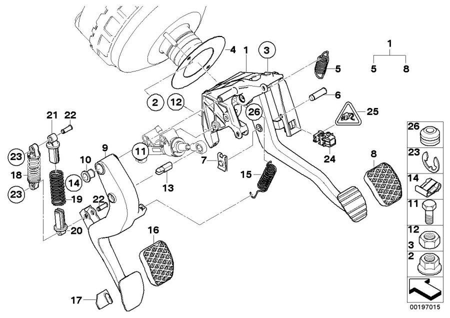 bmw 530xi transmission diagram