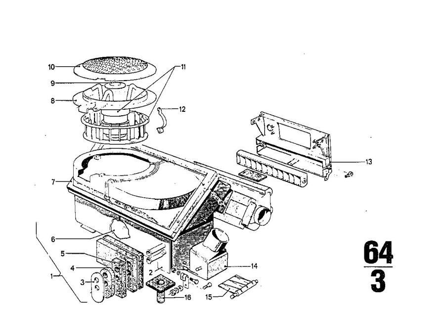 bmw e9 parts diagrams  bmw  auto wiring diagram