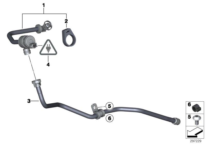 bmw 335i fuel system diagram
