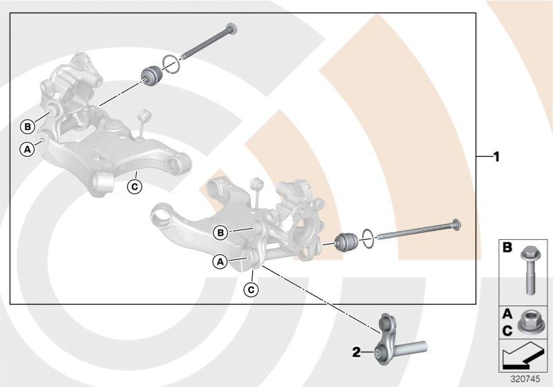 on 2006 Bmw 525i Rear Suspension Diagram
