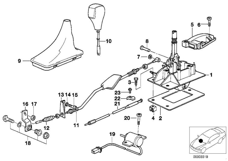 1998 bmw 740il oem diagrams