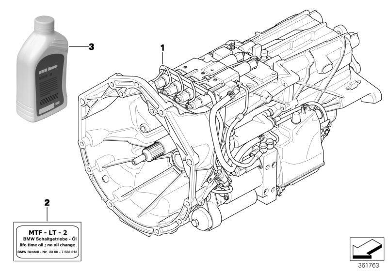 bmw 550i oil for manual gearbox mtf lt 2 1l transmission. Black Bedroom Furniture Sets. Home Design Ideas