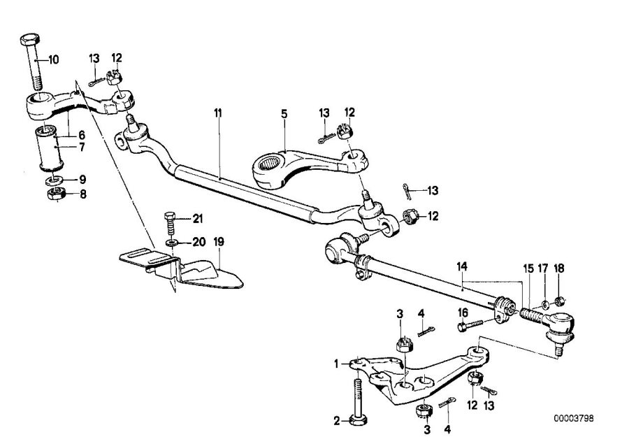 bmw 528e rubber mounting  d 27mm  steering