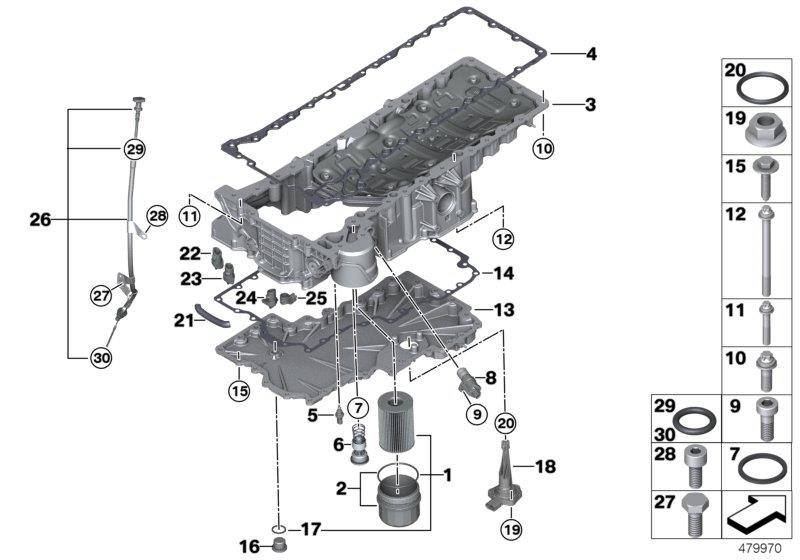 bmw alpina b7 control valve  alpina  oil  engine