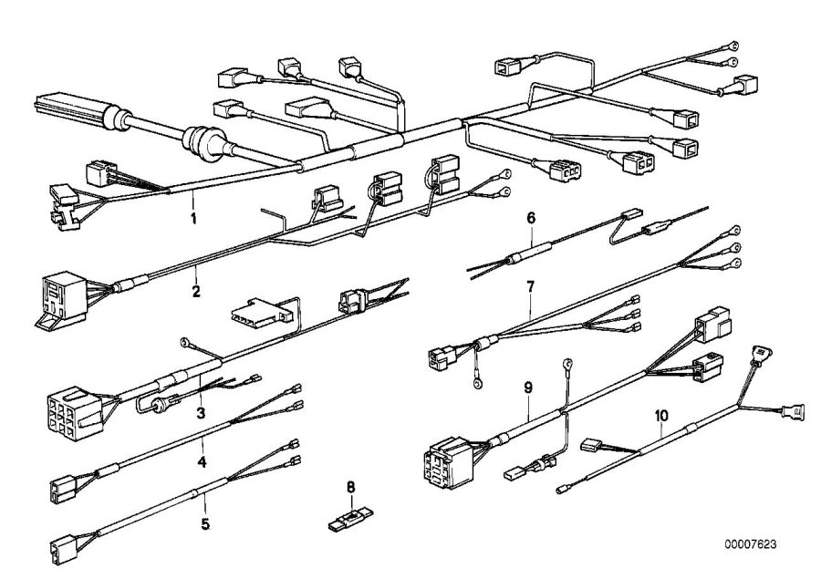 1982 Bmw E21 Wiring Diagram - Basic Guide Wiring Diagram •