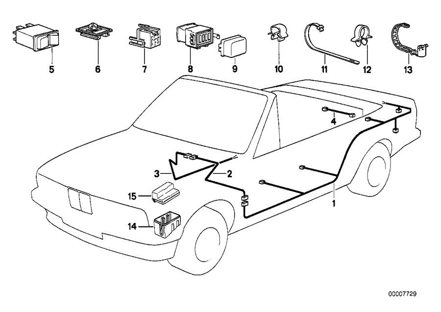 1993 bmw 318is fuse box  bmw  auto wiring diagram