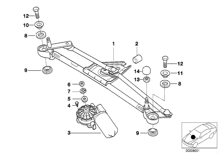 e36 m3 cooling system diagram