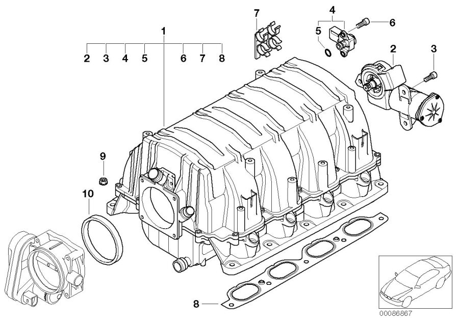 2002 bmw 745li engine diagram