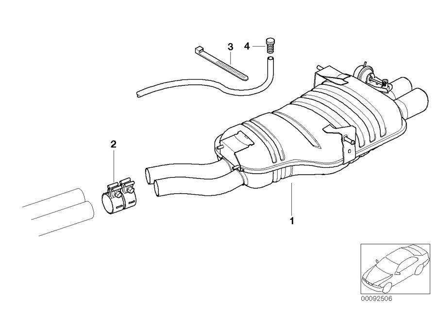 2008 hyundai elantra exhaust diagram