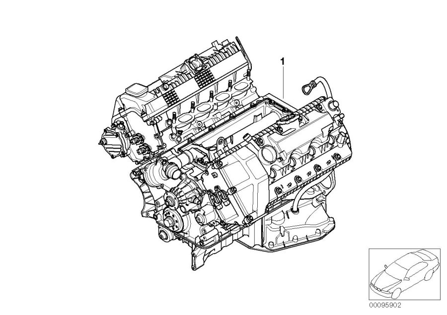 parts diagram 2008 bmw 750li