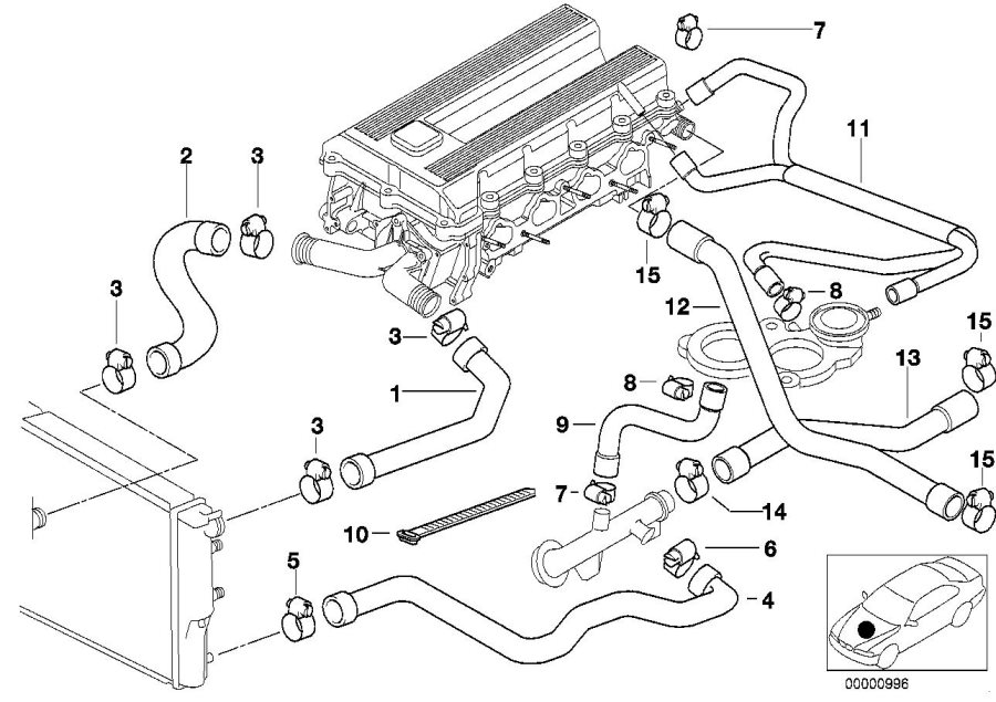 Bmw 318ti Cooling System Diagram Com