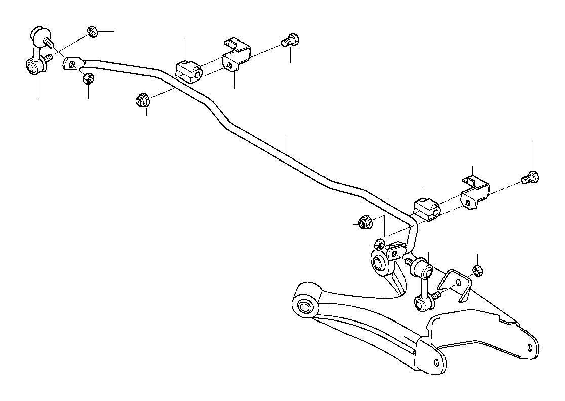 1996 bmw 328i suspension diagram