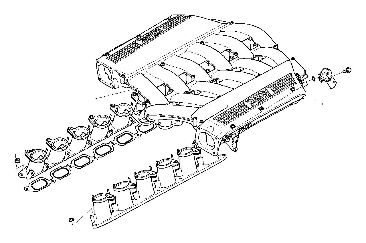 on 2006 Bmw 750li Engine Parts Diagram