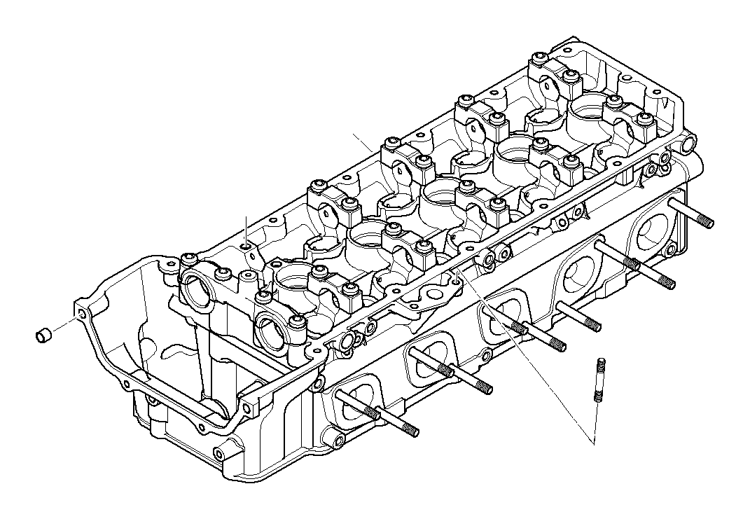 bmw 745li dowel  d 8  3mm  alpina  engine  rid