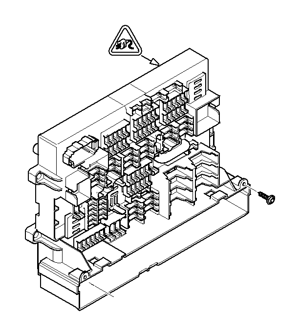 bmw 335is universal socket housing  hybrid  6 4 pol  single