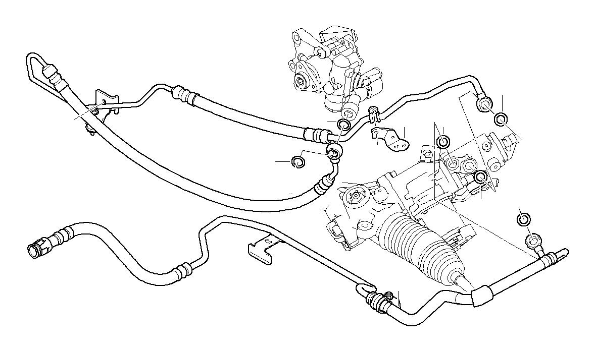 bmw 528xi hollow bolt  adaptive