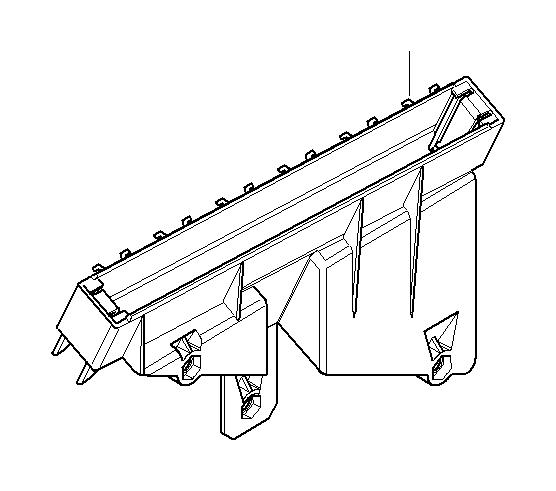bmw 740ilp relay bracket  system  electrical  control