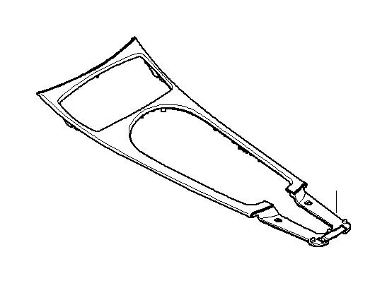 bmw z4 body parts diagram