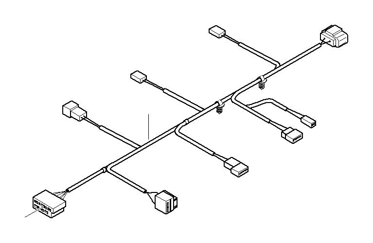 bmw 323i wiring set seat  passenger u0026 39 s side  system  supplementary  sets  electrical