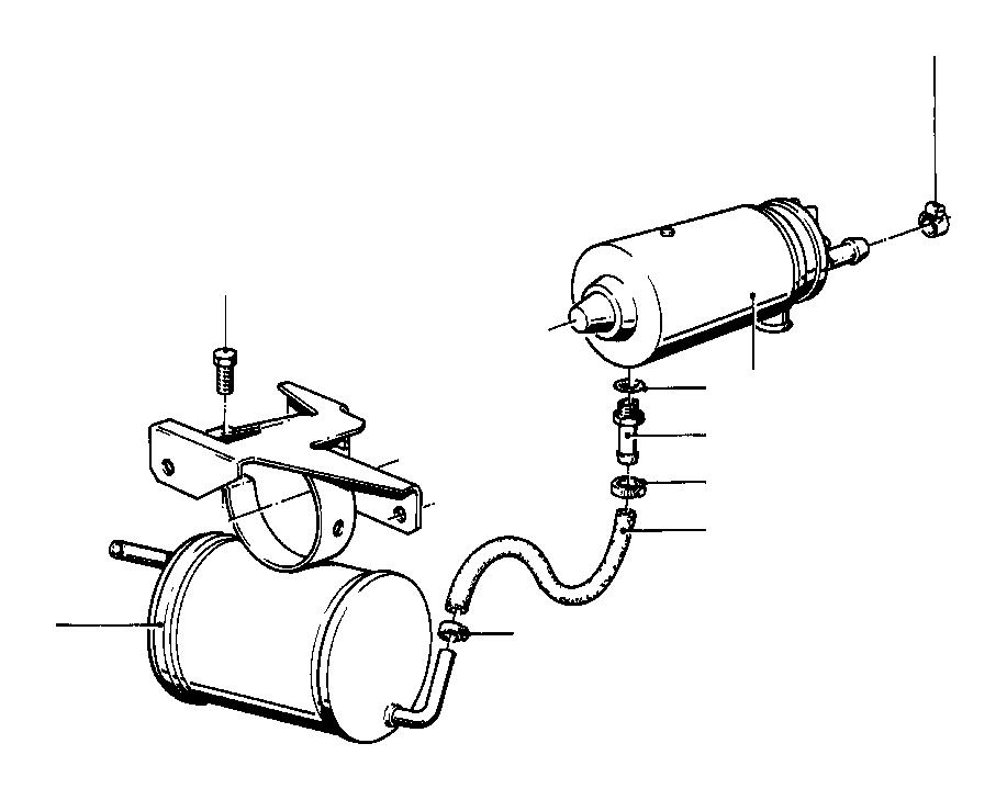 bmw 318i fuel pump  system  filter  tank