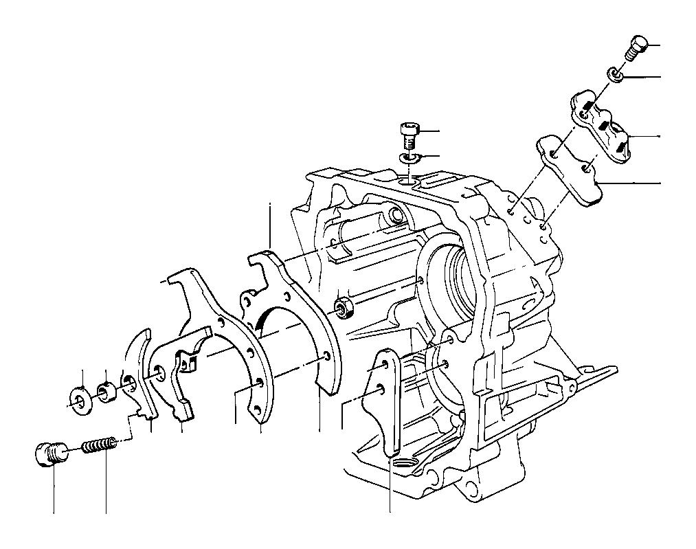 Bmw 318i Cap Inner Gear Getrag 23311228470 Bmw