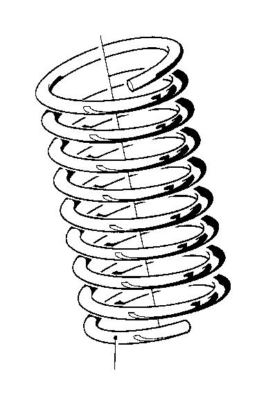 suspension diagram bmw 635csi