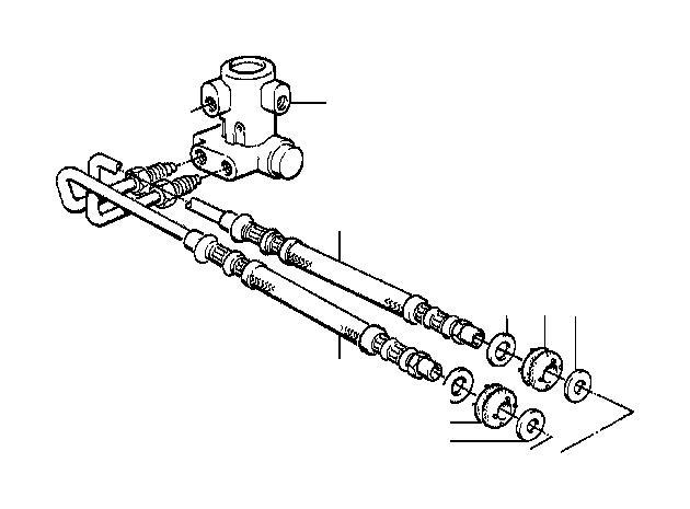 1996 bmw 750il parts diagram