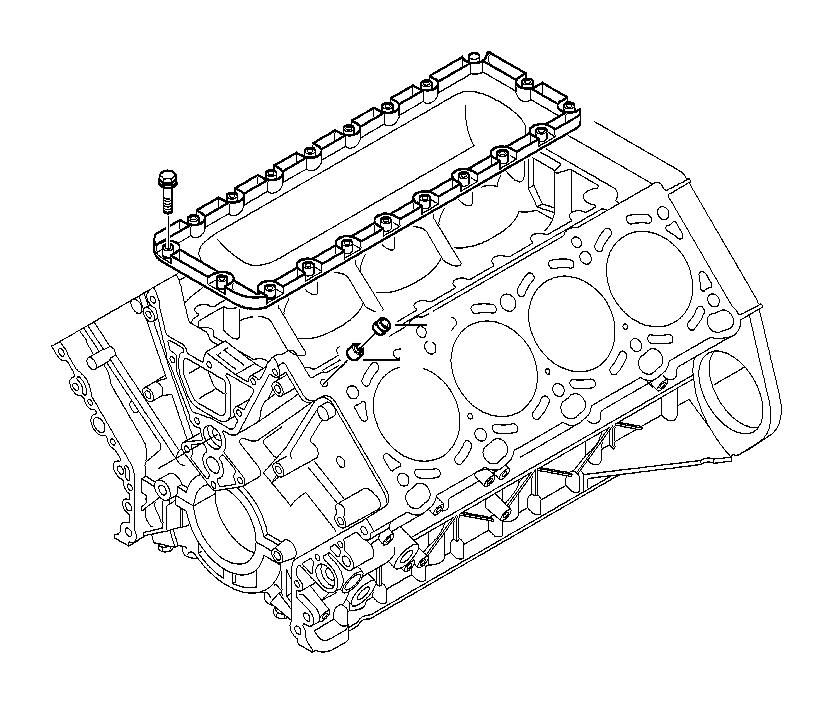 bmw 318i non-return valve  engine  block