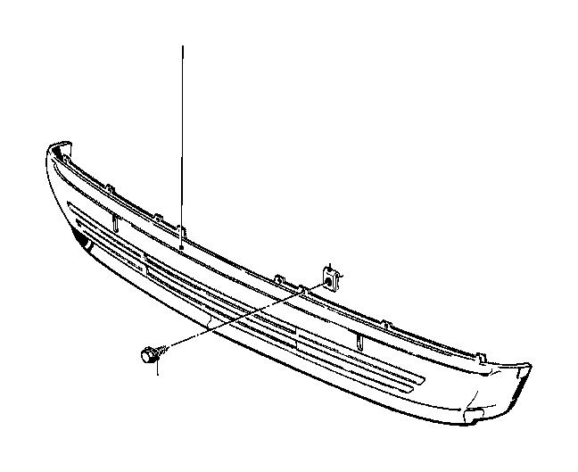 bmw 320i front panel  body  trim
