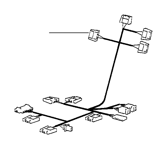 bmw 525i wiring drivers side