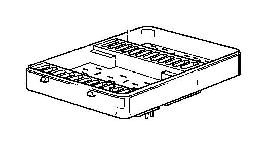 bmw 325ix fuse box