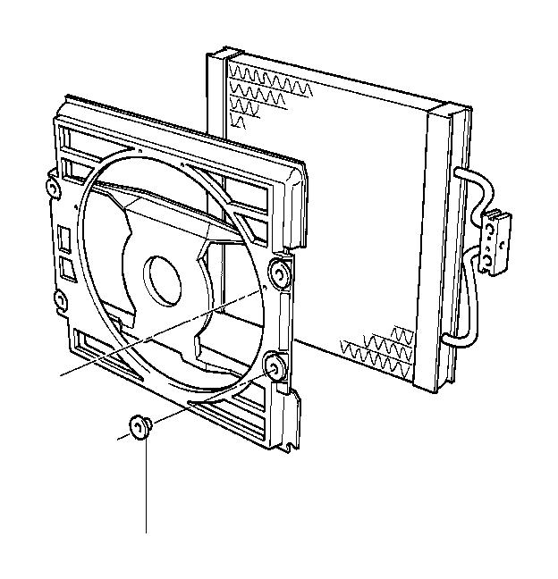 bmw 540i condenser  air  conditioning  interior