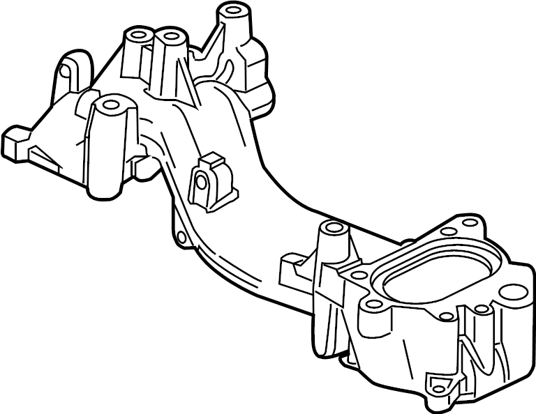 bmw 335xi line  heater return-thermostat  cooling  hoses  system